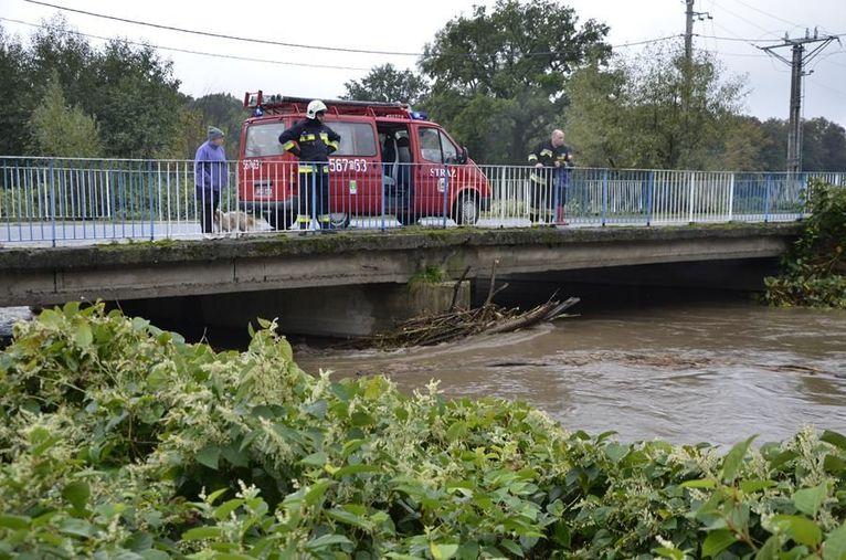 Ogłoszono pogotowie przeciwpowodziowe w gminie Żarów