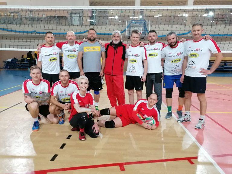 Kolejna wygrana na koncie, pokonujemy ekipę Dobro Volley
