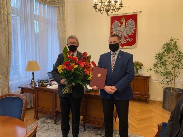 Wojciech Murdzek wraca do Ministerstwa Nauki i Szkolnictwa Wyższego