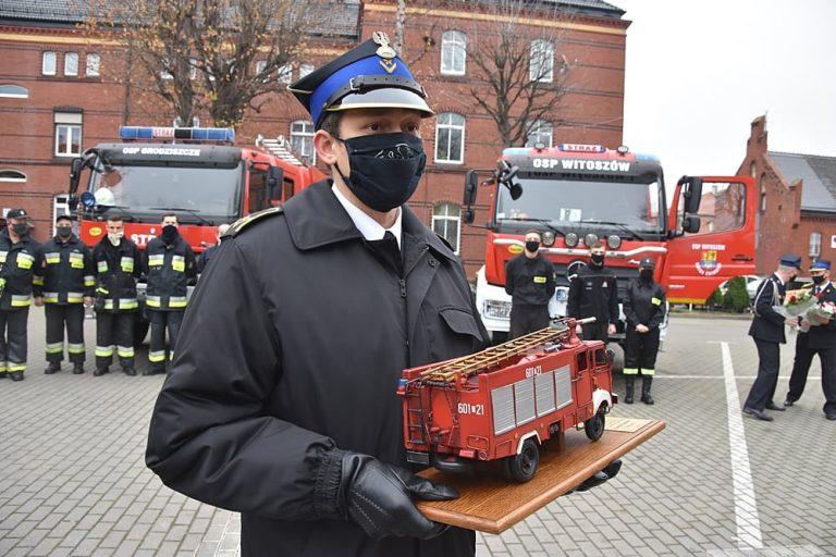 Nowe samochody dla strażaków z OSP Witoszów i OSP Grodziszcze