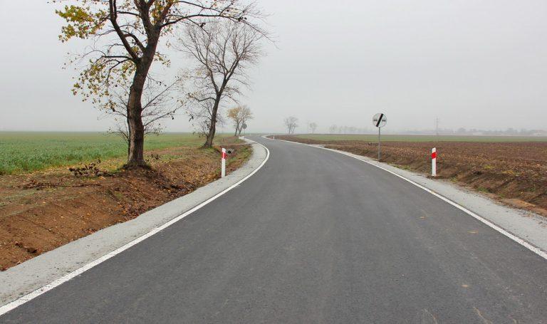 Zakończono remont drogi powiatowej z Dobromierza do Jugowej [FOTO]