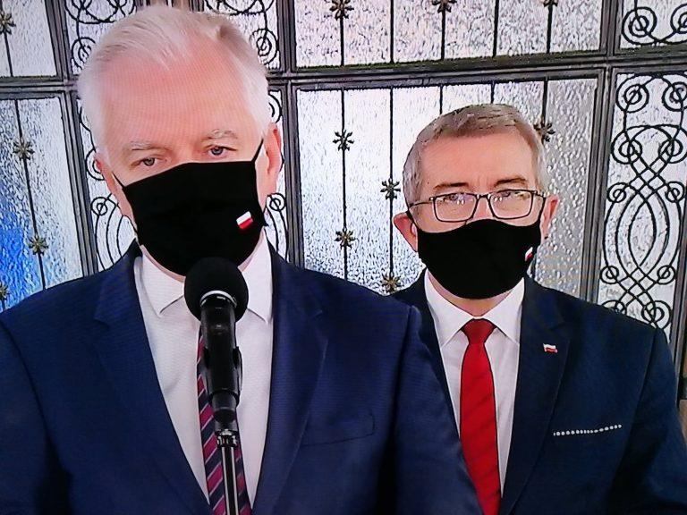 """Popierają Morawieckiego, ale nie chcą weta.  """"Porozumienie"""" i poseł ze Świdnicy o negocjacjach ws. budżetu unijnego"""