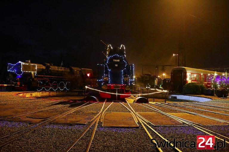 Orszak trzech lokomotyw