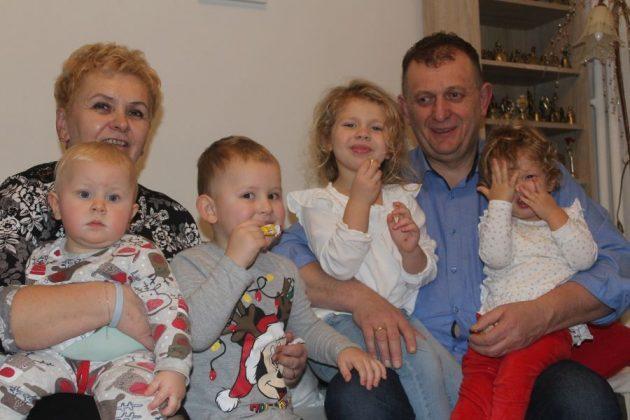 Fot. Justyna Kulba - wspólne chwile z dziadkami