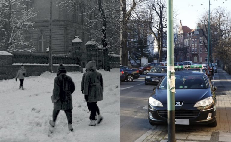 Świdnica wczoraj i dziś. Ul. Marii Konopnickiej