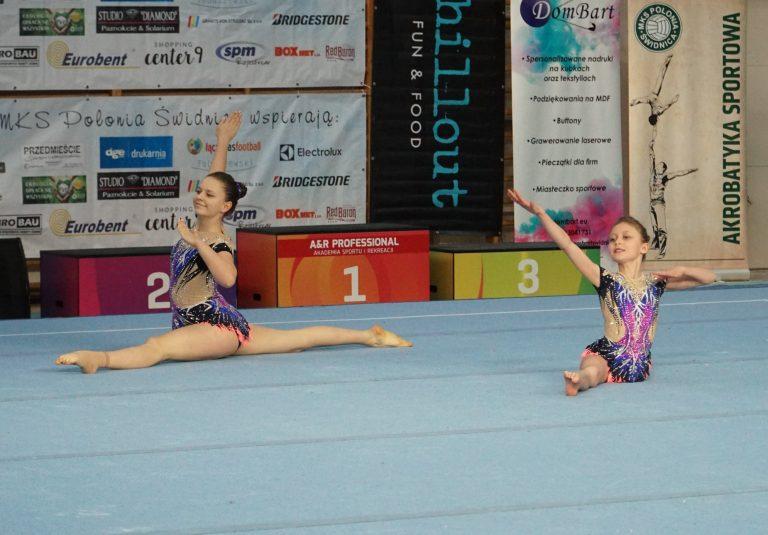Świdnickie święto akrobatyki sportowej [FOTO]