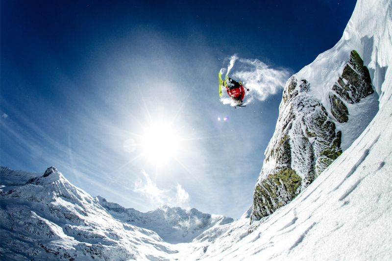 narciarstwo freeride