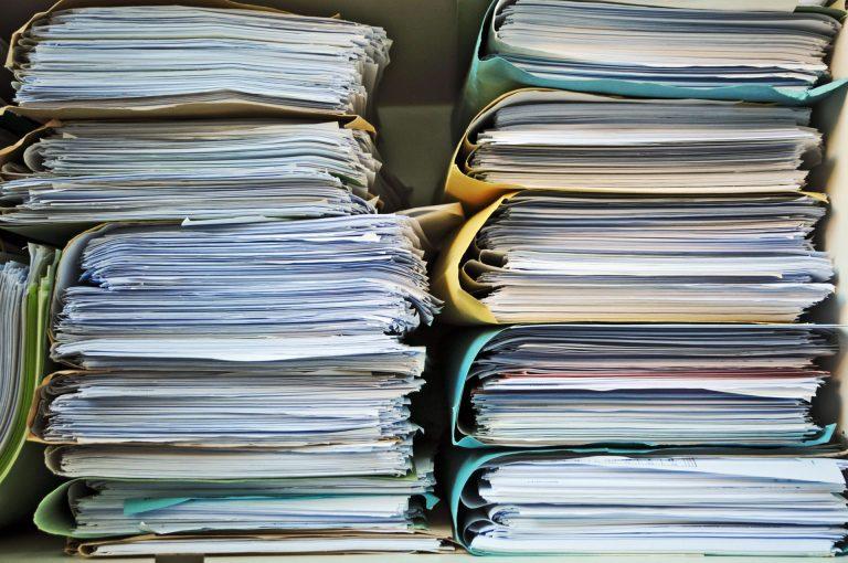 Zasady przechowywania dokumentacji pracowniczej