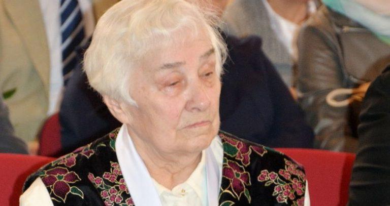 Honorowa obywatelka Strzegomia skończyła 95 lat