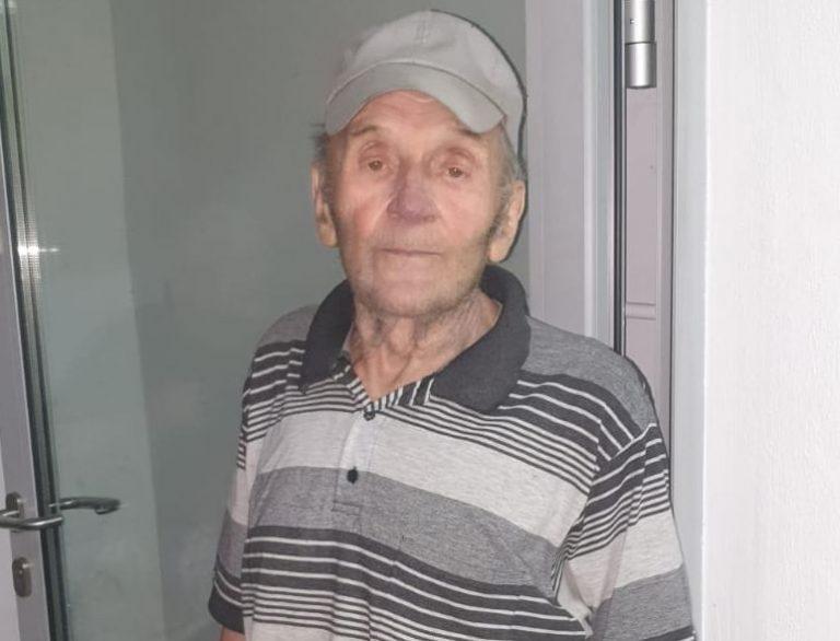 Rodzina i policja proszą o pomoc w odnalezieniu 87-latka