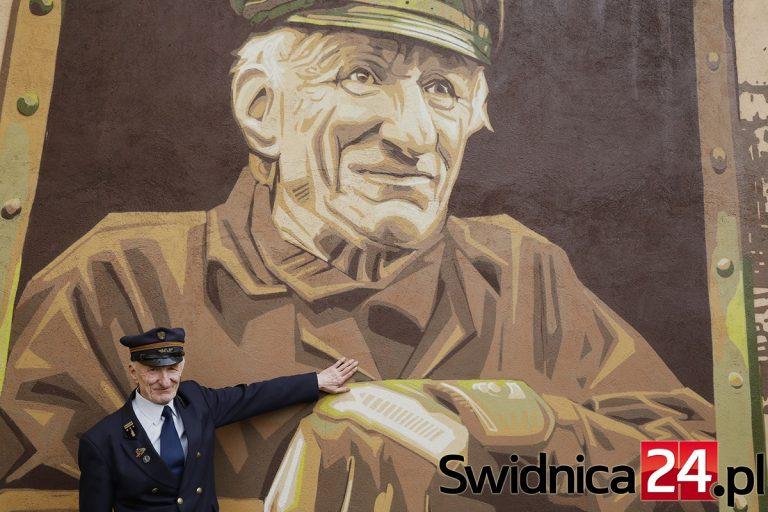 Całe życie z lokomotywami. Niezwykłe urodziny legendy Muzeum Kolejnictwa w Jaworzynie Śląskiej