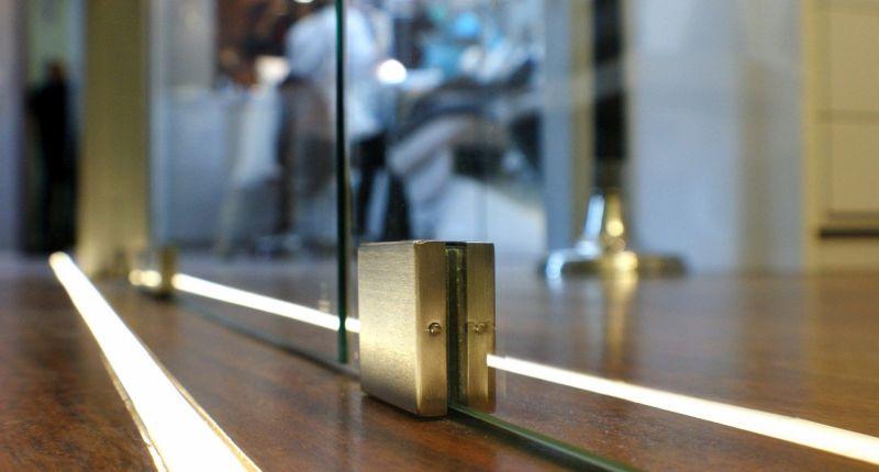 Drzwi szklane Prolinea