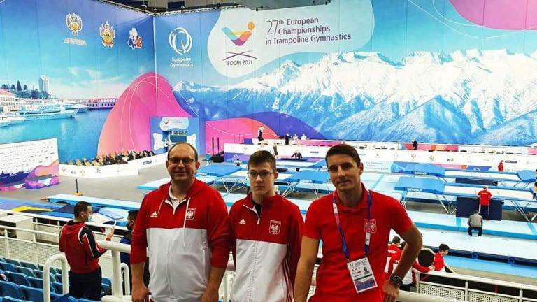 Pojechał do Soczi po medal mistrzostw Europy!