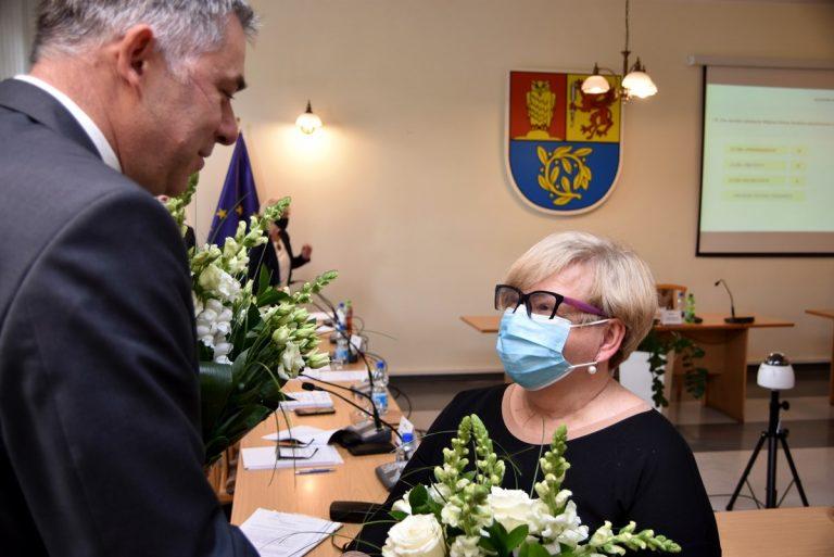 Wójt gminy Świdnica z absolutorium