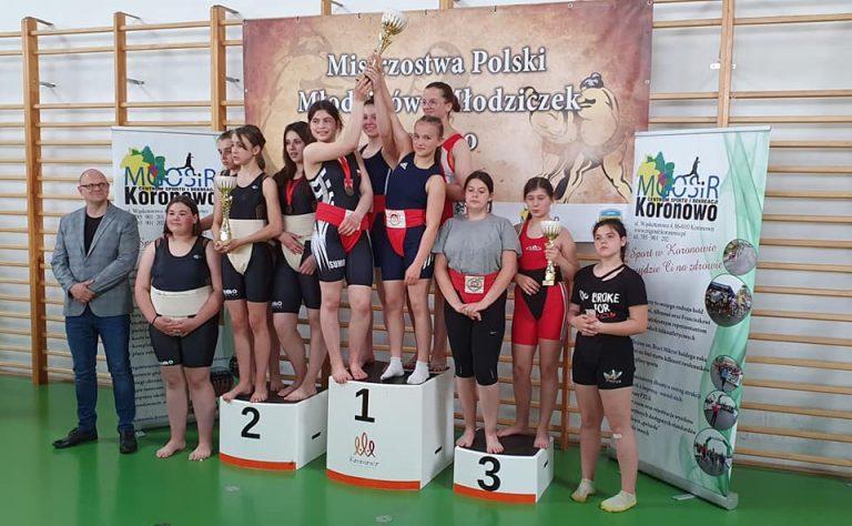 Świdniczanie z dwoma medalami mistrzostw Polski w sumo! [FOTO]