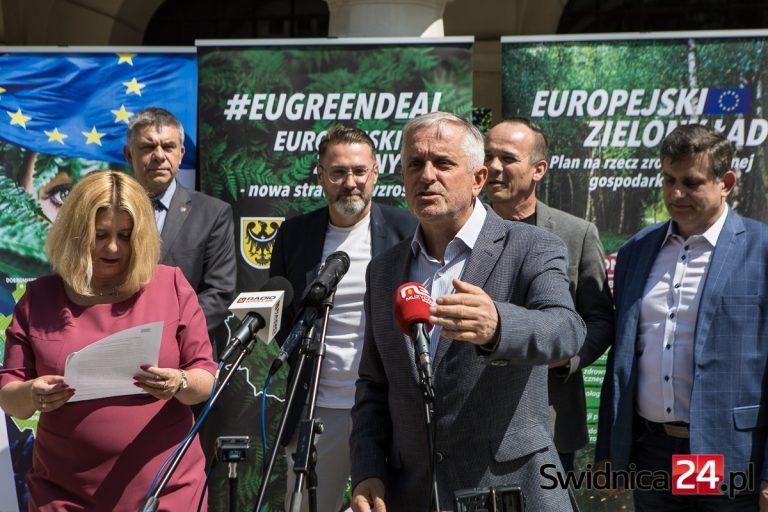 Zachęcają do zerwania z węglem. Europejski Zielony Ład dla subregionu wałbrzyskiego