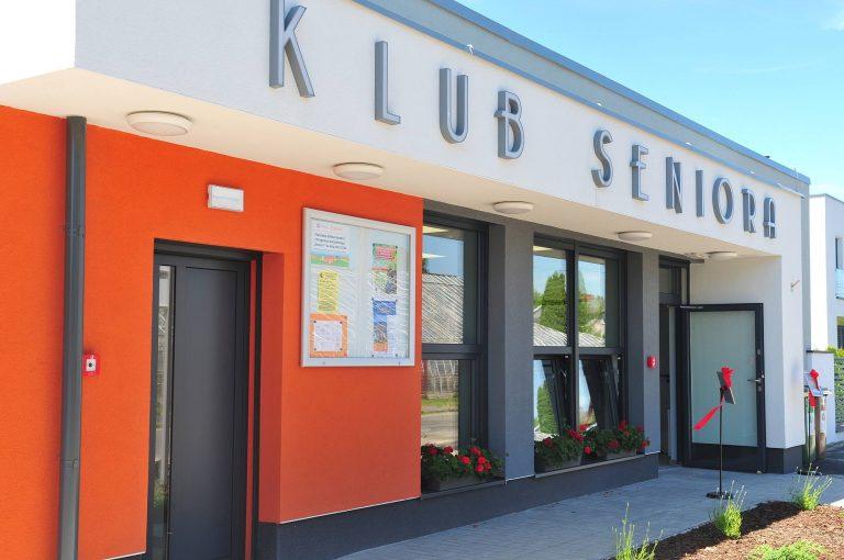 Nowy klub seniora oficjalnie otwarty