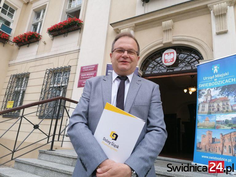 Burmistrz Świebodzic wygrał przed sądem z organizatorami referendum