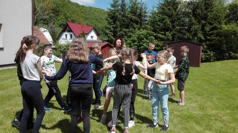 Warsztaty integracyjne pomagają w powrocie do szkoły