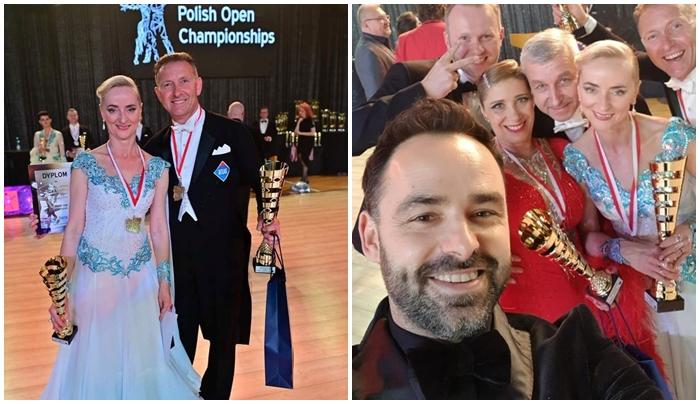 Wrócili na taneczne parkiety i zdobyli mistrzostwo Polski