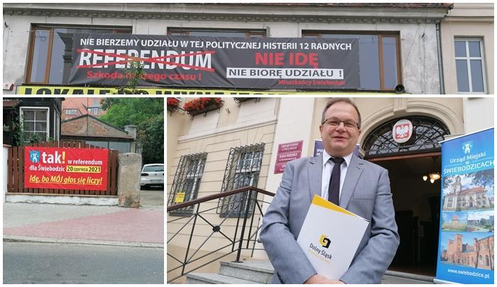 Referendum w sprawie odwołania burmistrza Świebodzic już w niedzielę. Gdzie mogą zagłosować mieszkańcy?