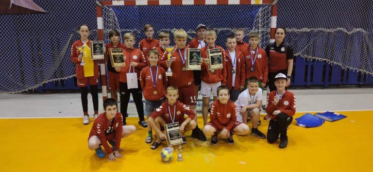 Świetny występ podczas turnieju Sosnowiec Cup