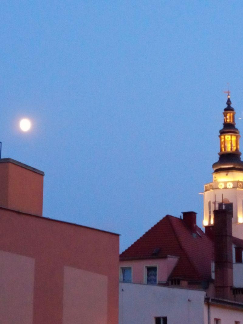 Świdnica wieczorową porą_lipiec 2021_ fot. Teresa Nitsch