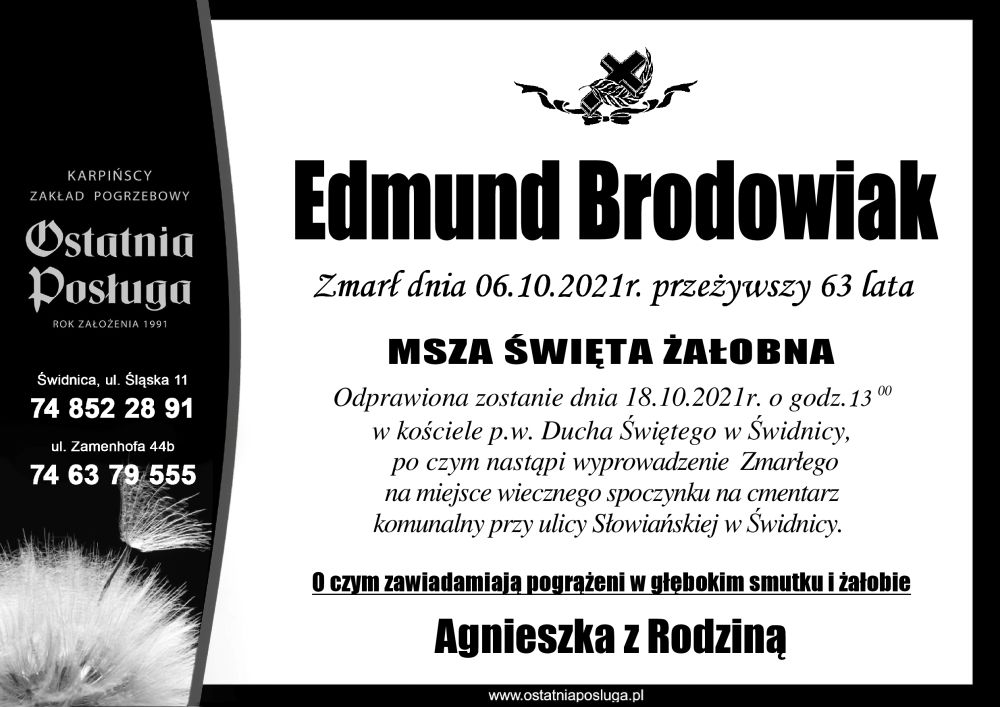 Edmund Brodowiak